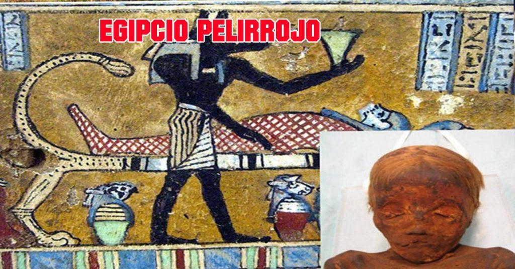 El Misterio de Indios Rubios, Reyes pelirrojos y Diablos de San Agustín Egipciopelirrojo-1024x536